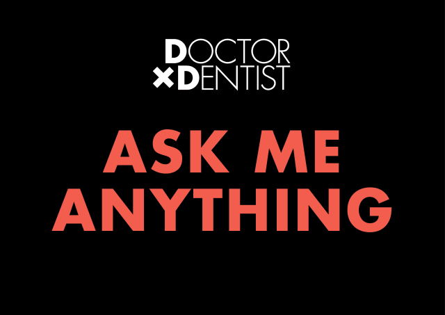 DoctorxDentist's AMA: How It Works