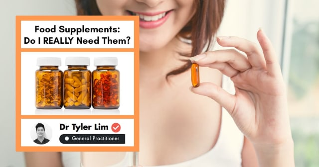 The Rise of Food Supplements in Singapore: Do I REALLY Need Them?