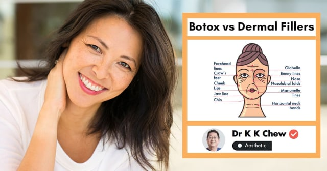Botox VS Dermal Fillers: All You Need To Know About The 2 Alternatives To Non-surgical Facelifts