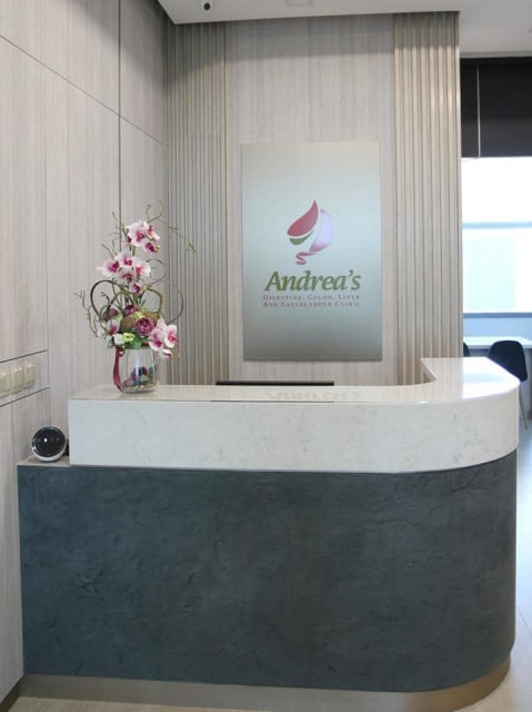 Andrea's Digestive, Colon, Liver And Gallbladder Clinic undefined