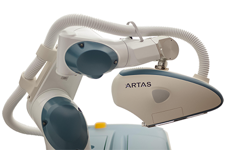 artas robot for hair transplant singapore