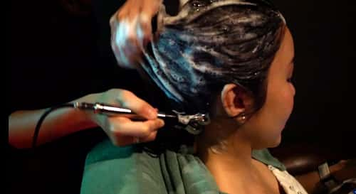 After this luxurious hair detox, You'll leave revitalized and feel like a queen 5bb44da8ce2503004ffa4faf