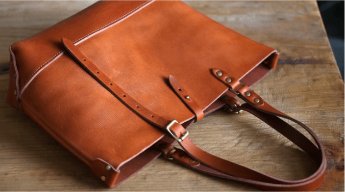 How to Make a Leather Bag Patterns & Tutorials