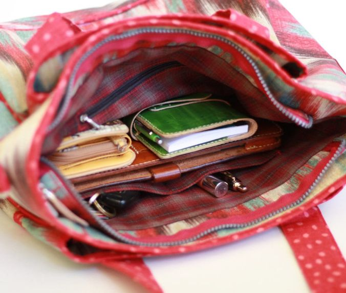 2. Ultimate Sewing Carry Bag Pattern