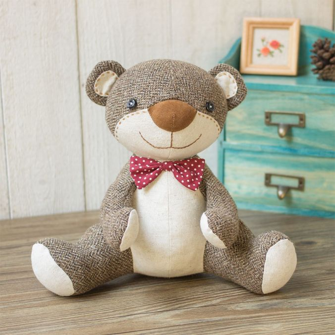 Easy Teddy Bear Pattern