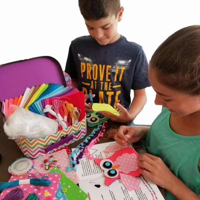 Hand Sewing Projects For 10-Year Olds