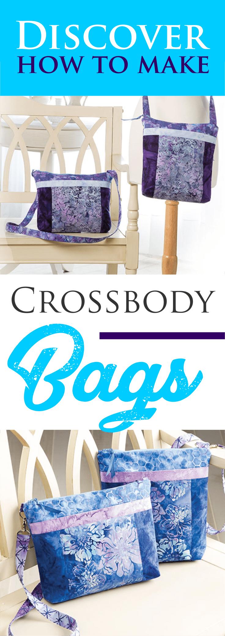 How to Make a Crossbody Hobo Bag