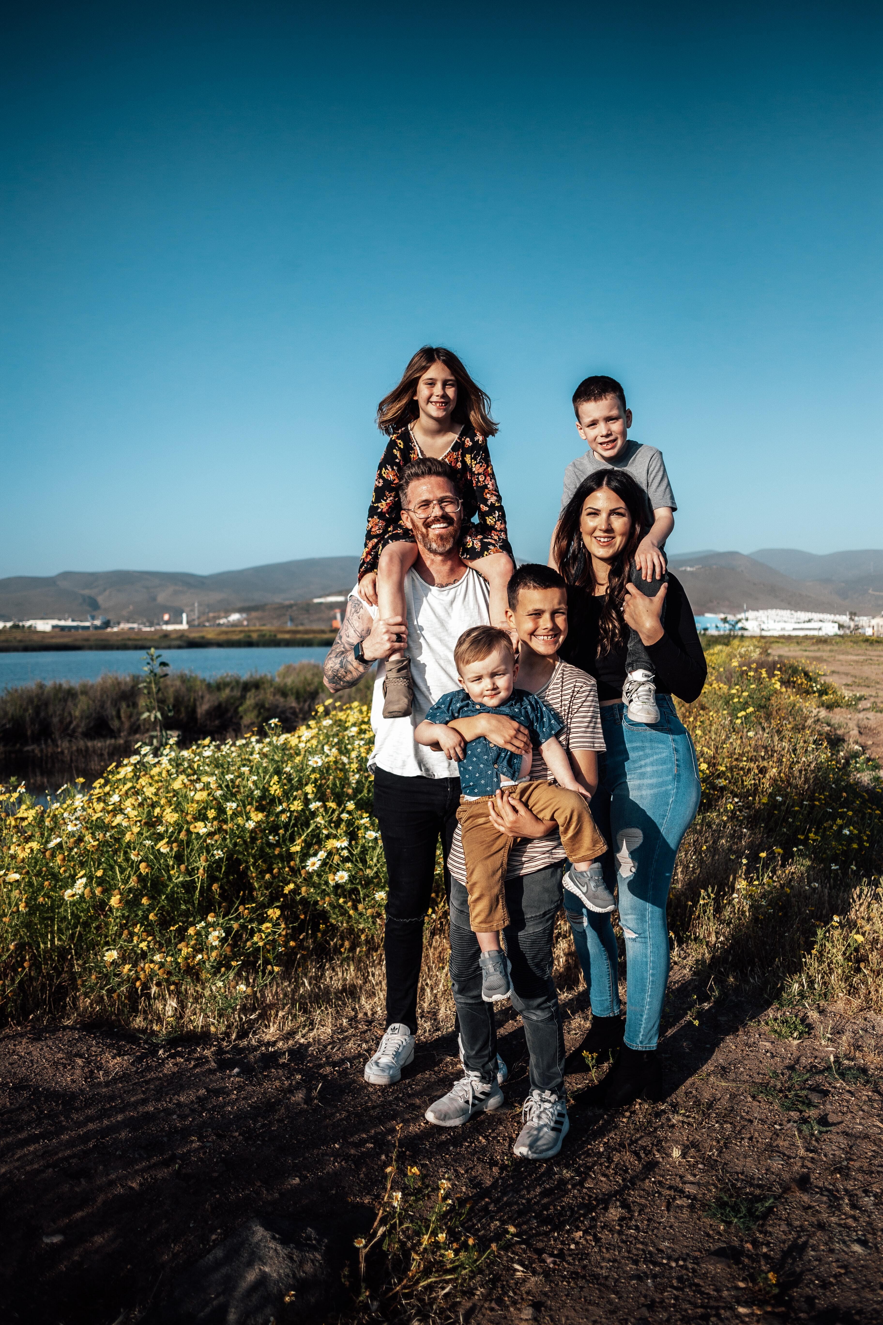 familia energia solar