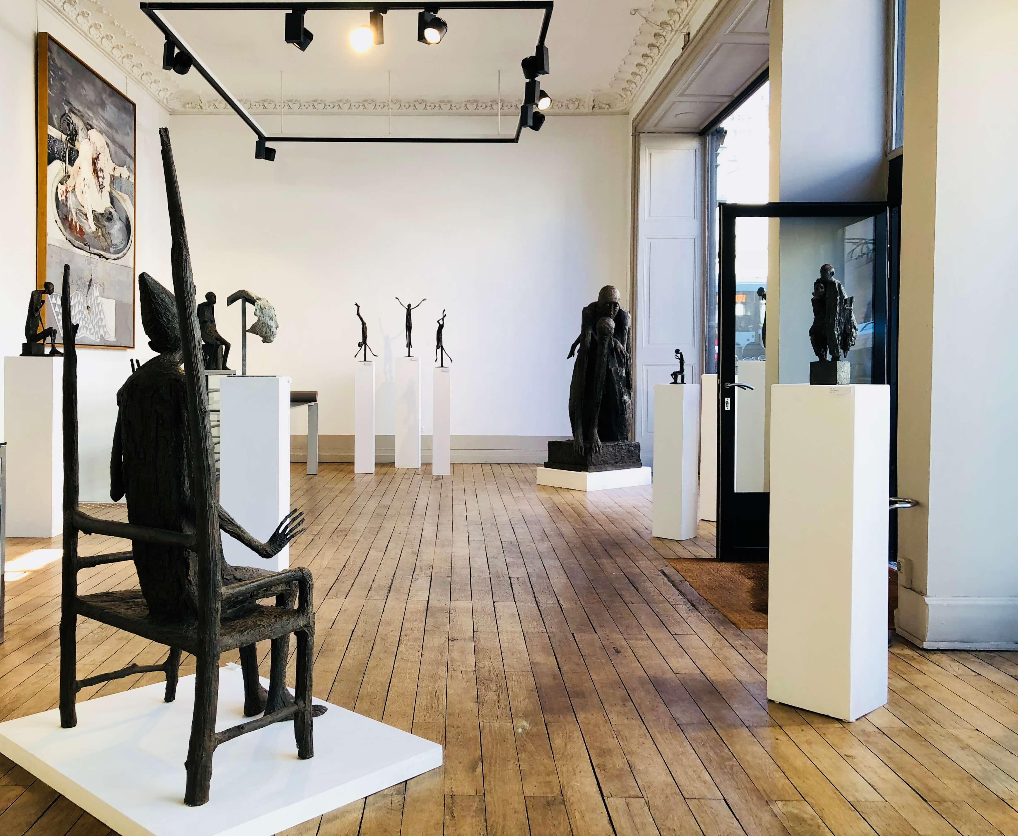 Image exposition Marc Petit Galerie Artset