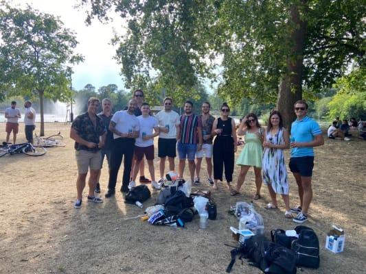 image Summer picnic at the park '2020