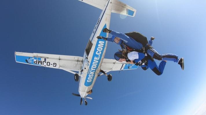 image Charity Skydive