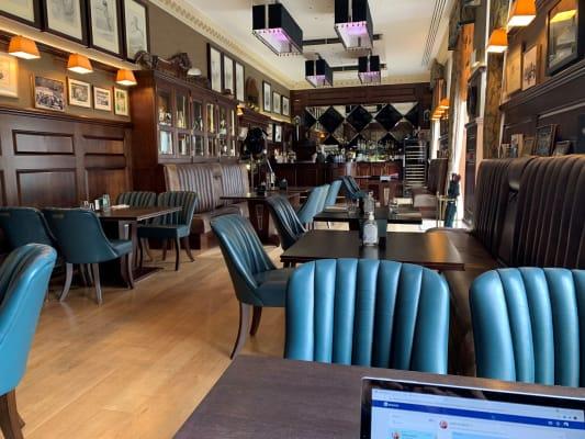 image on site restaurant