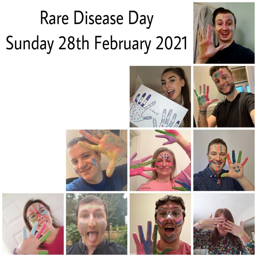 image Rare Disease Day - Feb 2021