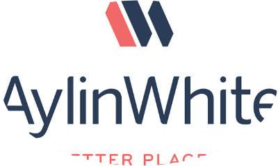 Aylin White  logo
