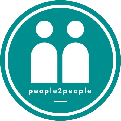 people2people logo