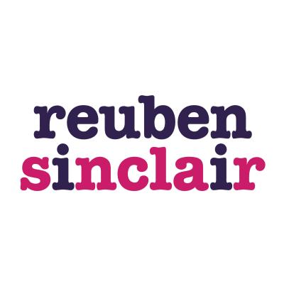 Reuben Sinclair logo