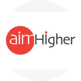 Aimhigher logo