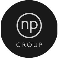 NP Group logo