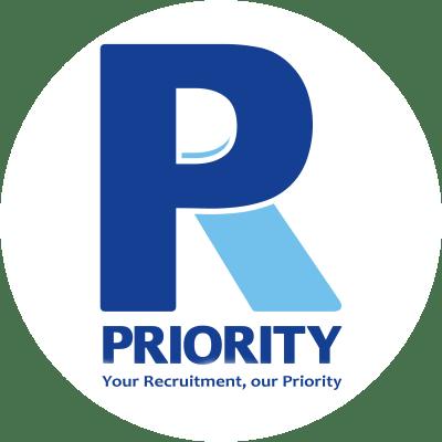 Priority Recruitment logo
