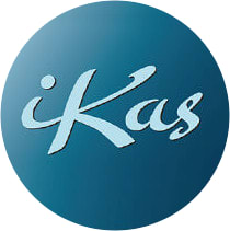 iKas International Hong Kong logo