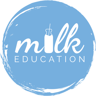 Milk Education logo