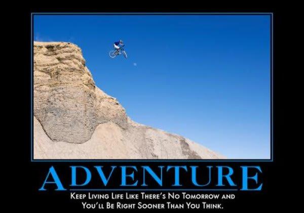 Adventure meme