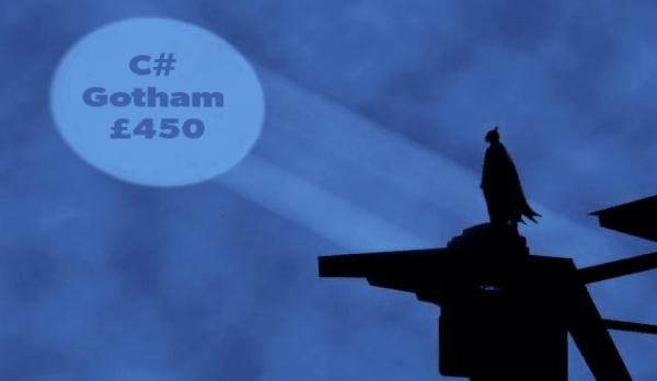 Bat signal job