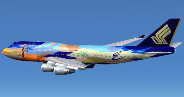 Singapore Plane