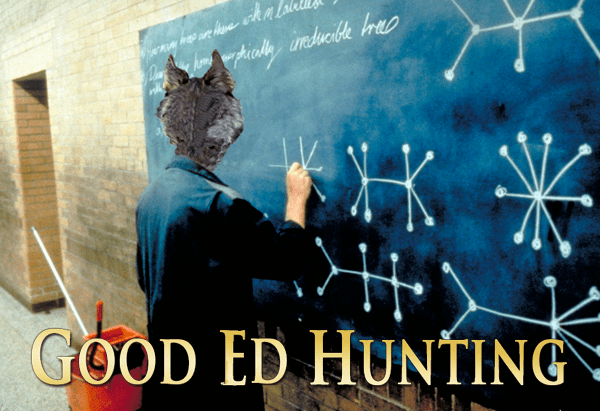 Good Ed Hunting