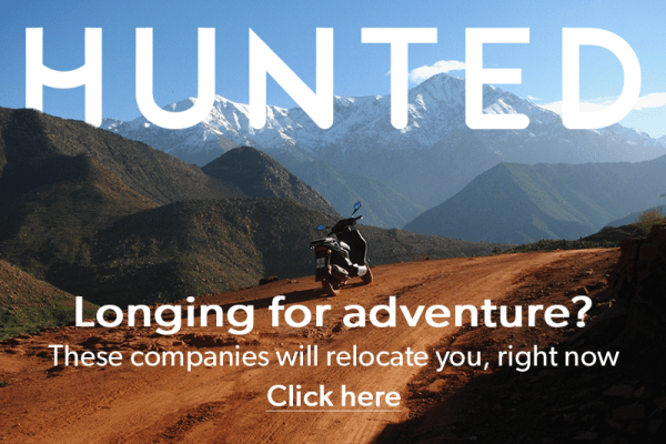Hunted Article Ad Adventure