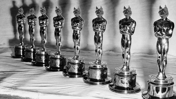 Ed Hunter Oscars