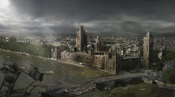 Post Apocalyptic London