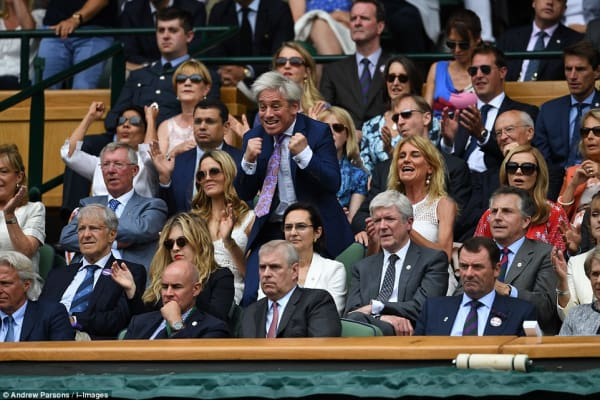 Royal Box Tennis