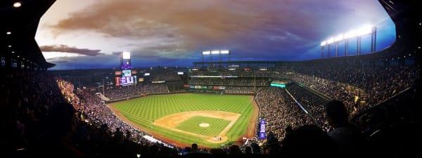 Denver Baseball Game