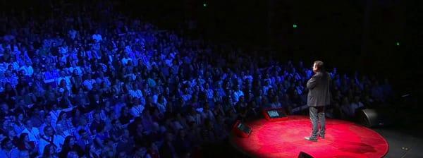 TED Talks Blank Title