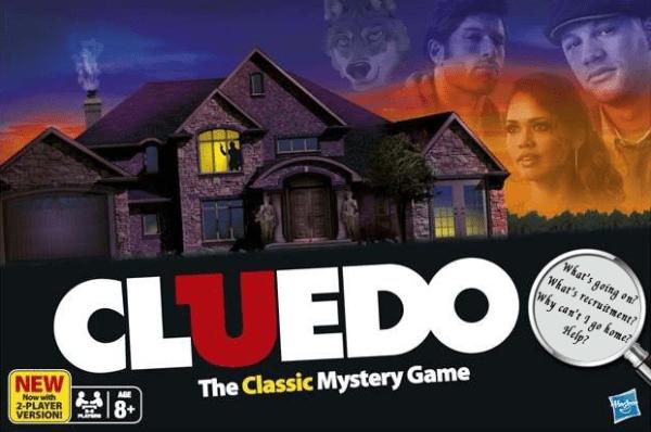 Ed Hunter Cluedo
