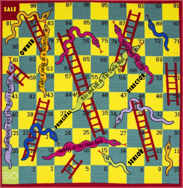 Ed Hunter Snaker and Ladders