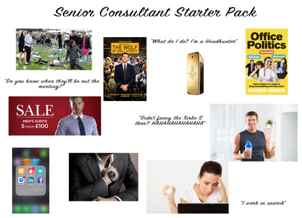 Ed Hunter Senior Consultant Starter Pack
