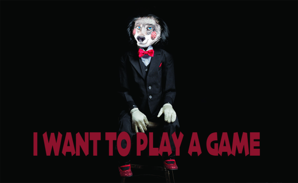 Ed Hunter I Want to Play a Game