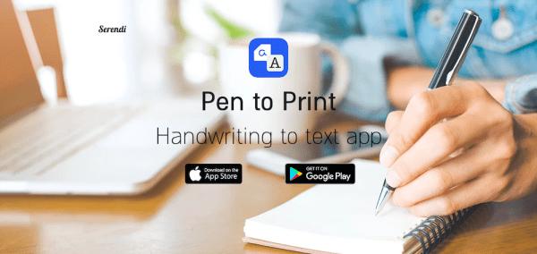 pen to print screenshot