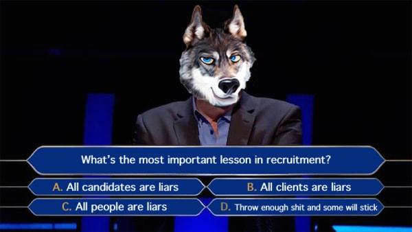 Ed Hunter Millionaire Lesson Question