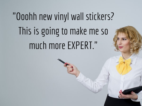 Ed Hunter Vinyl Wall Stickers