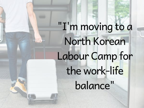Ed Hunter North Korean Labour Camp