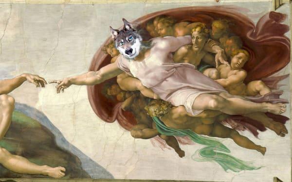 Ed Hunter Sistine Chapel