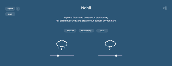 mental health noisli