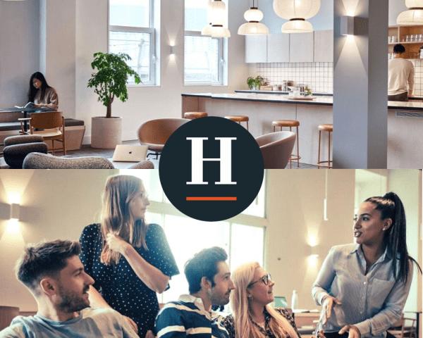 unique startup in recruitment