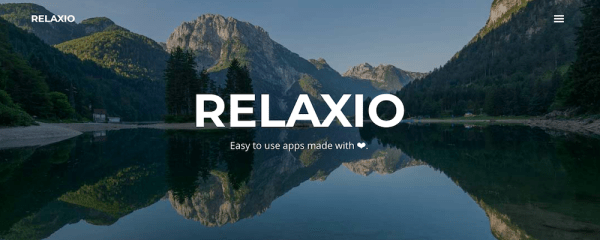 relaxio sleep