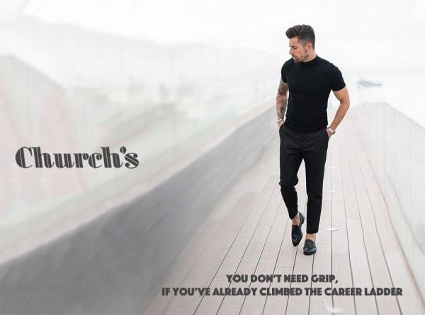 Ed Hunter Church's Ad