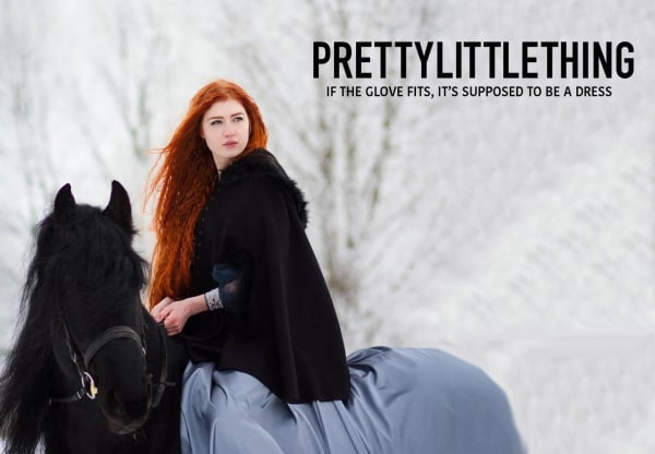 Ed Hunter Pretty Little Thing Ad