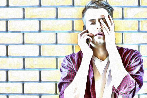 Ed Hunter Ladybird Phone Call